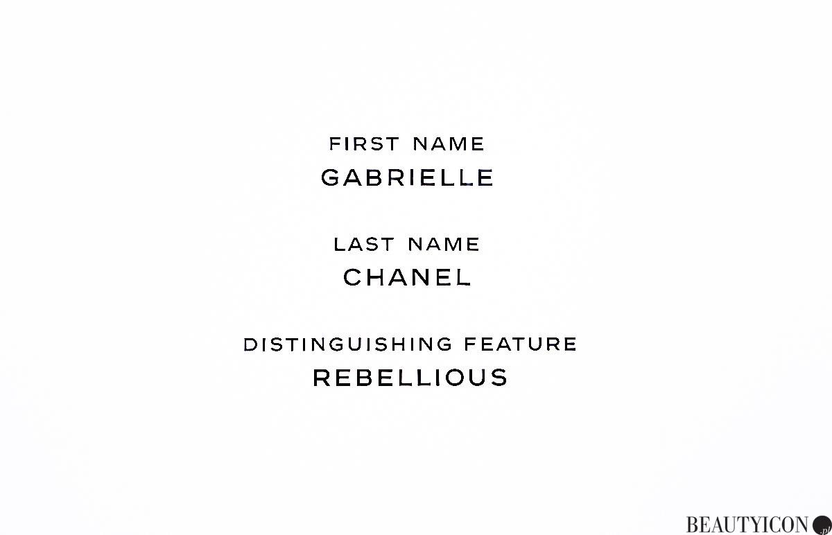 Perfumy Chanel Gabrielle, perfumy Chanel, Gabrielle Chanel