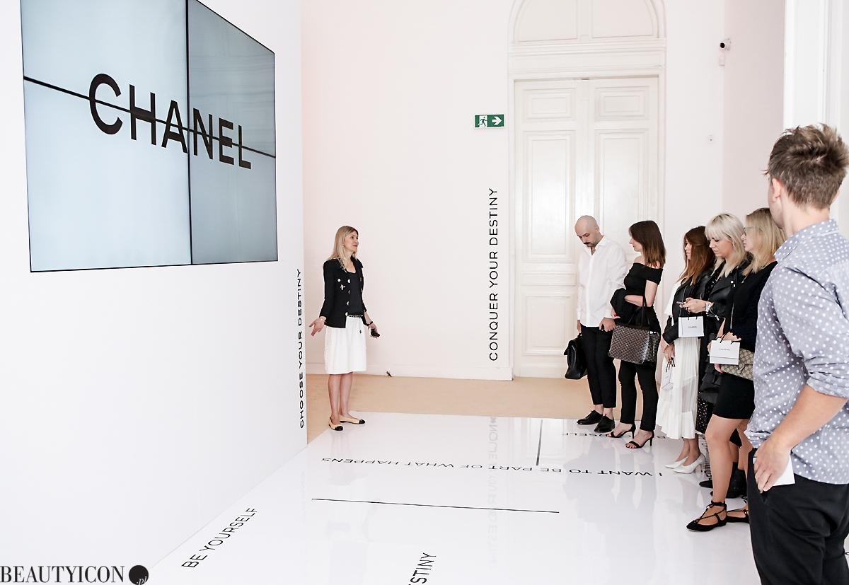 Perfumy Chanel Gabrielle, perfumy Chanel, Gabrielle Chanel, Gabrielle Chanel Narodowa Galeria Sztuki Zachęta