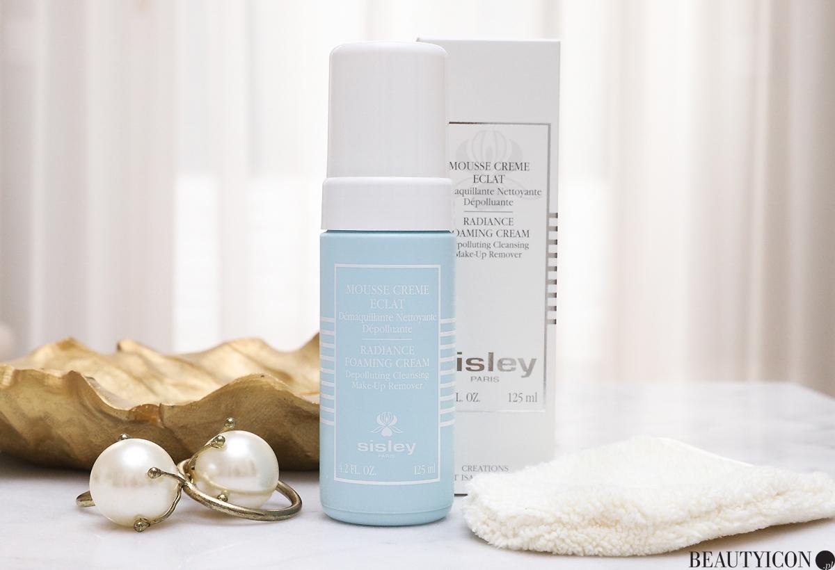 Pianka do mycia twarzy Sisley Radiance Foaming Cream