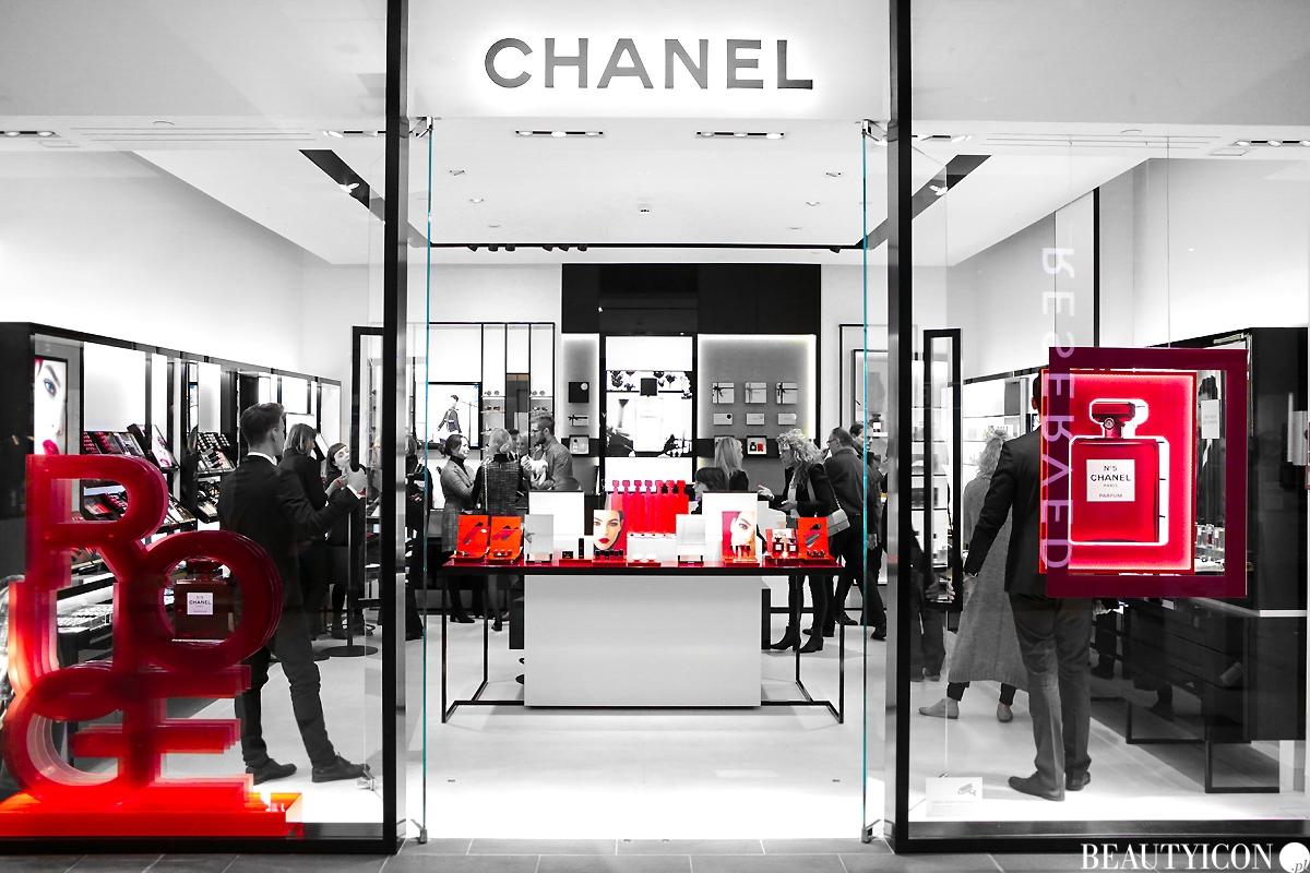 Butik Beauty Chanel w Warszawie Galeria Mokotow