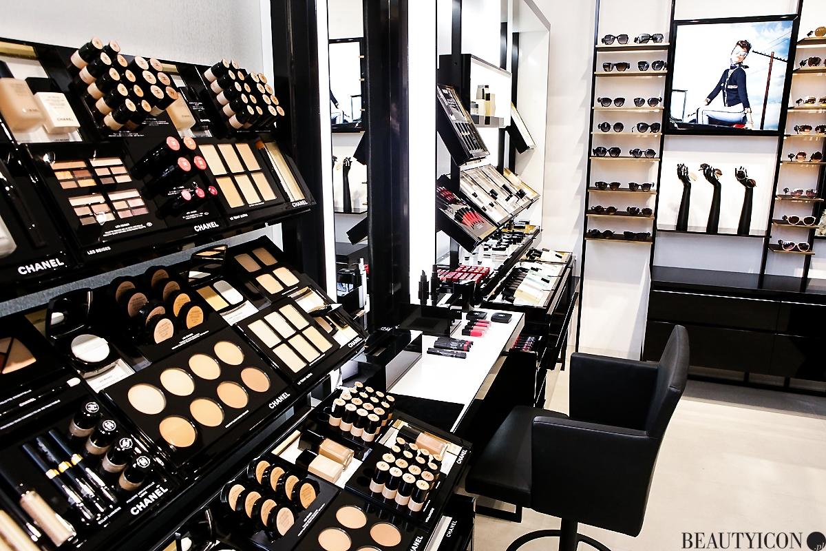Kosmetyki Chanel butik beauty Warszawa