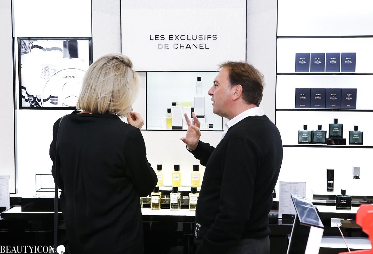 Les Exclusifs de Chanel perfumy w butiku