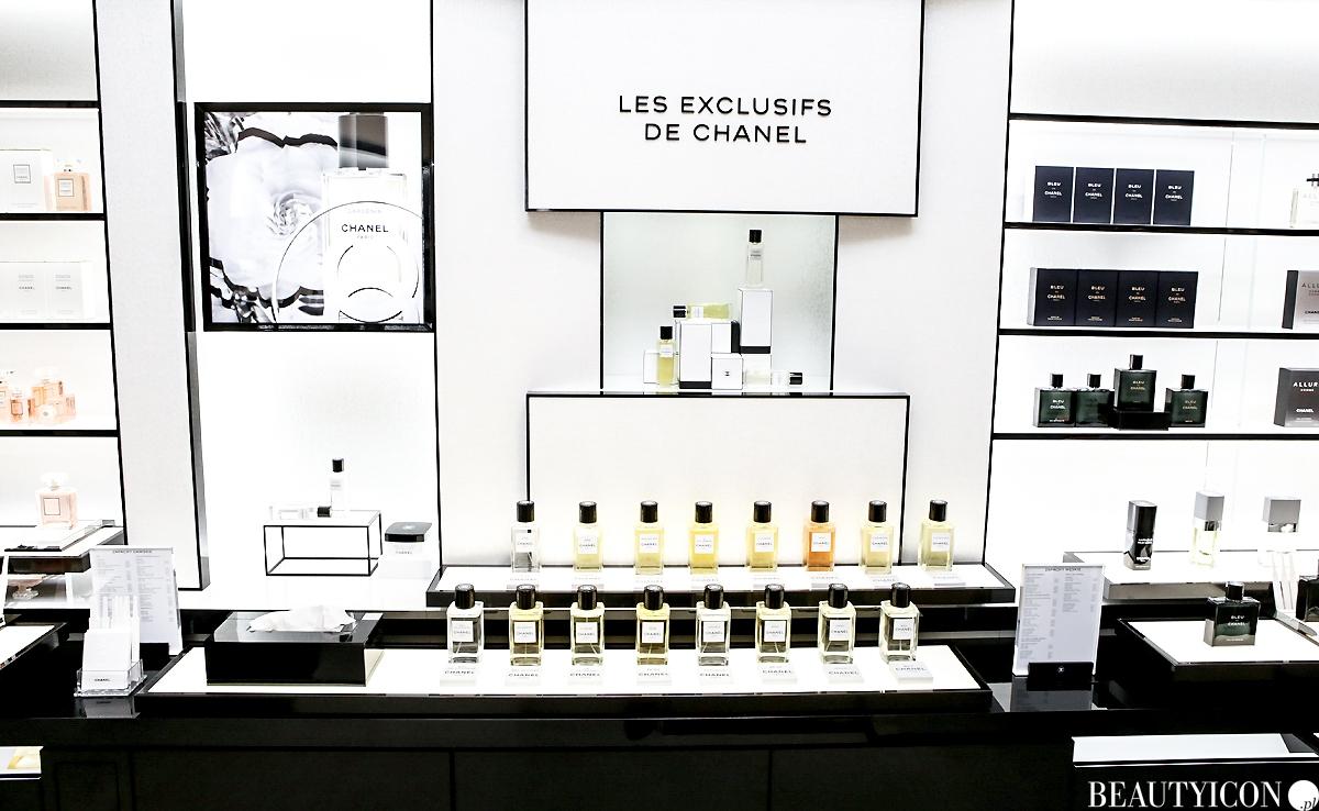Perfumy Chanel Les Exclusifs butik Warszawa