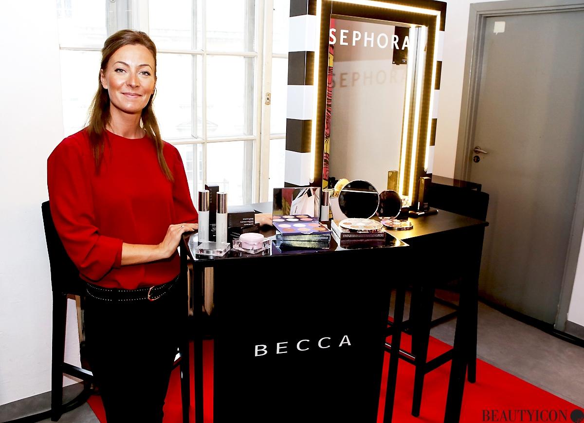 Becca Sephora Open Door, gwiazdka prezenty 2017, kosmetyki Becca