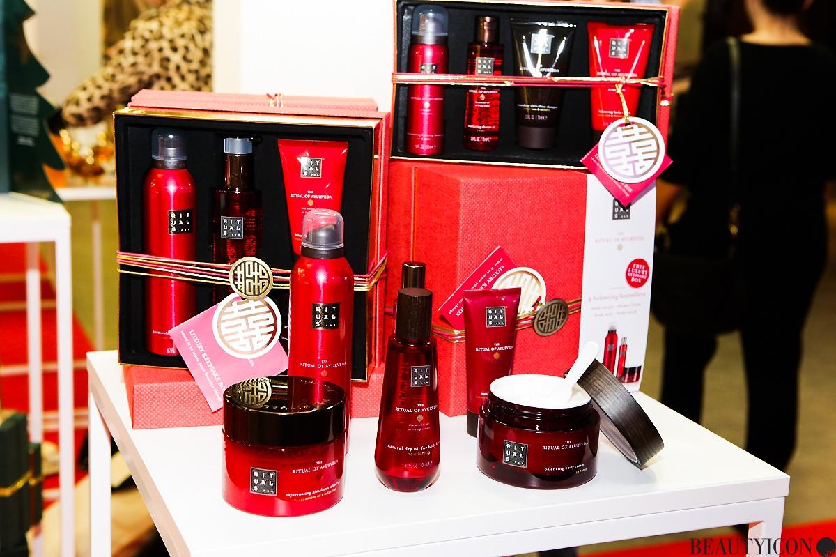 Sephora kosmetyki Rituals, zestawy świąteczne Rituals, Rituals prezenty