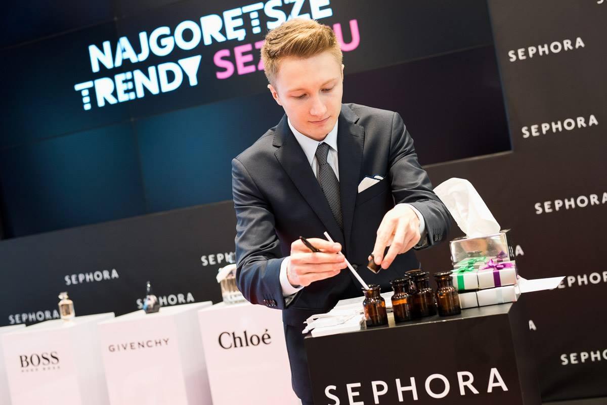 Warsztaty zapachowe, Sephora Trend Report Jesień 2016