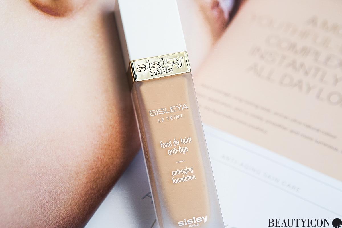 Sisleya Le Teint, podkład przeciwzmarszczkowy, podkład liftingujący, podkład odmładzający, kosmetyki Sisley, podkład Sisley