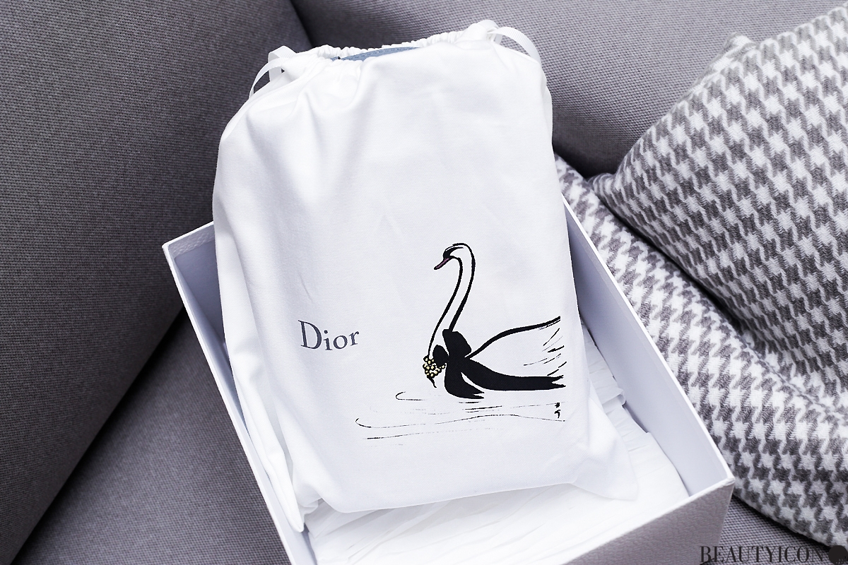 diorama cloudy blue bag, torebka dior