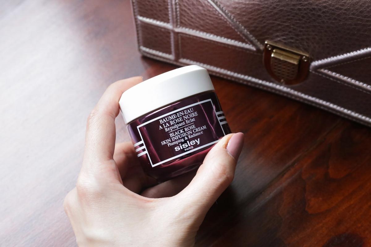 Krem Sisley, Sisley czarna róża, Sisley Black Rose Infusion Cream