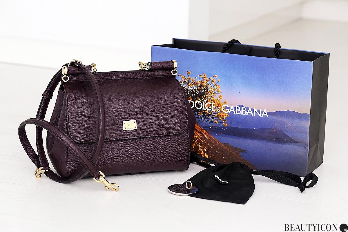 Torebka Dolce & Gabbana Sicily