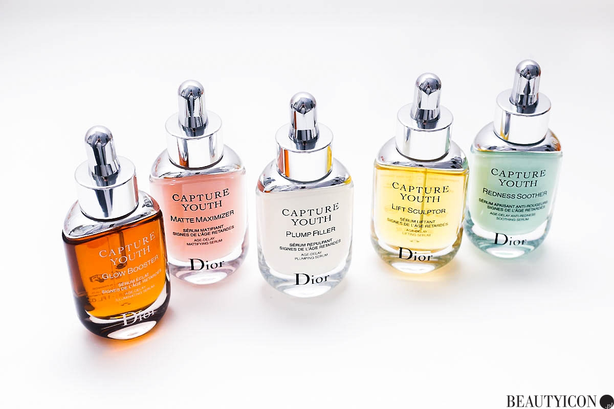 Dior Capture Youth nowe serum