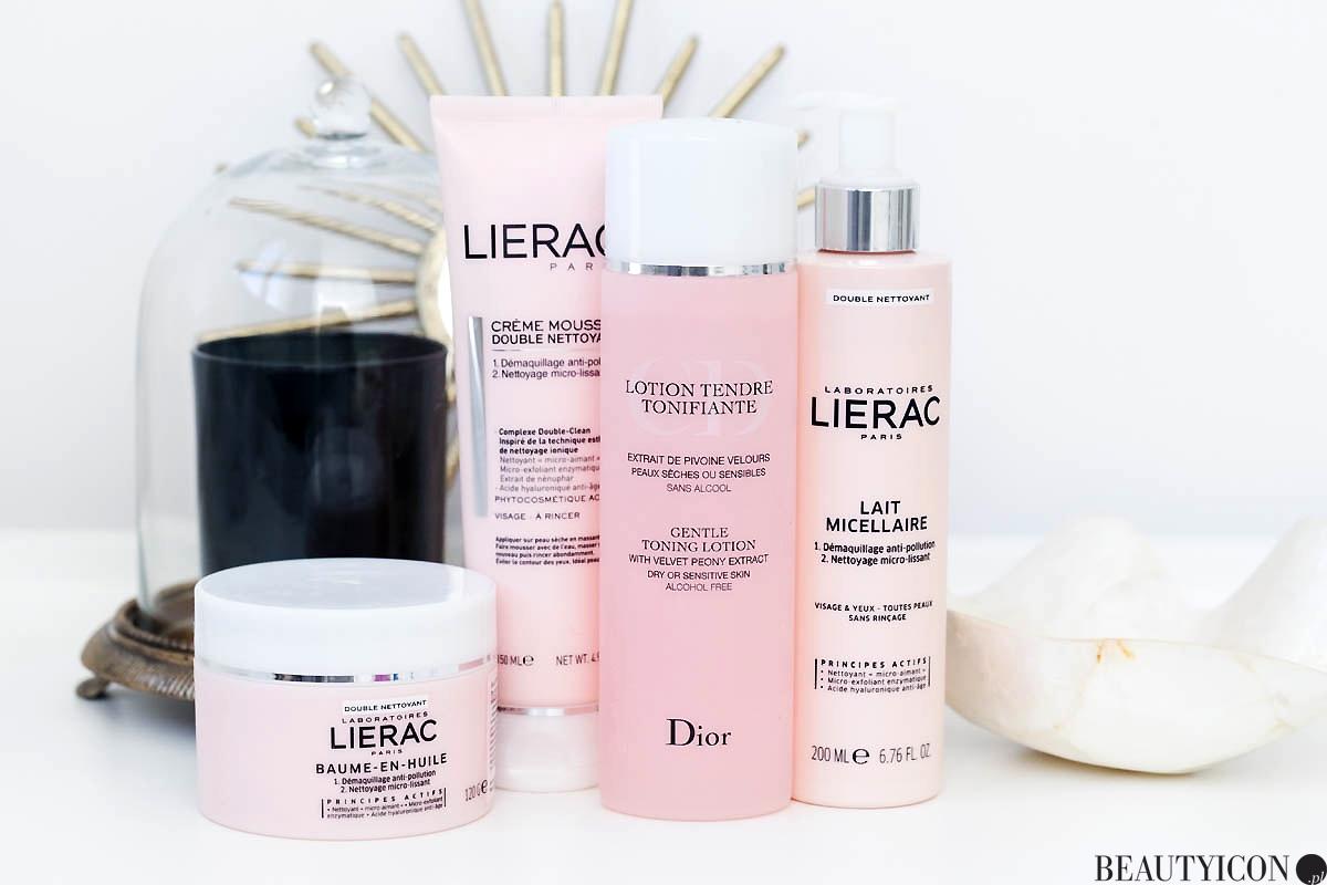 Kosmetyki Lierac, tonik Dior
