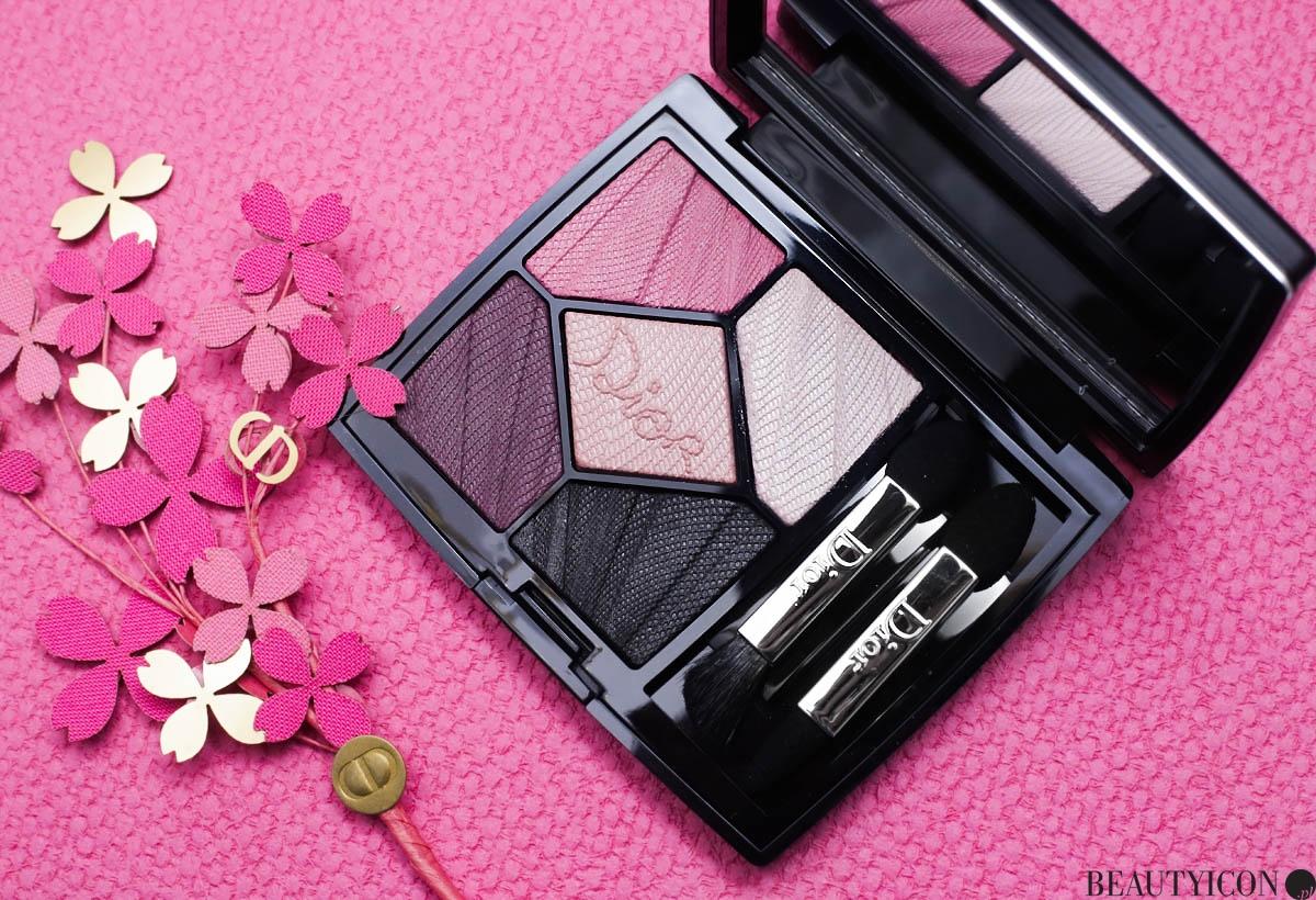 Dior 5 Couleurs Glow 667 Flirt, kosmetyki Dior