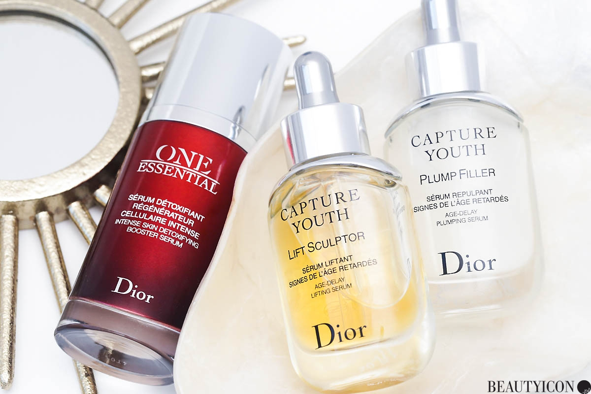 Dior Capture Youth Serum, serum Dior One Essential