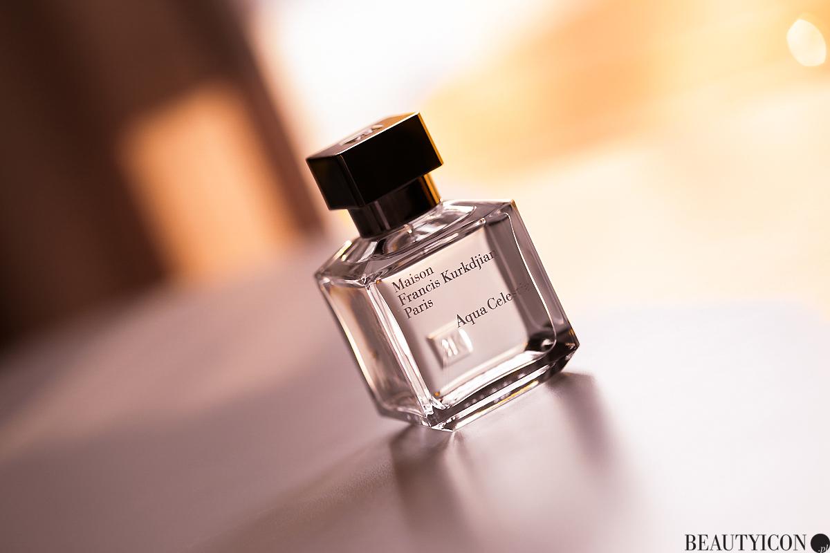 Aqua Celestia Francis Kurkdjian, perfumy niszowe