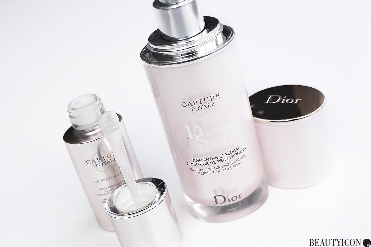 Kosmetyki Dior, pielęgnacja Dior, Dior Capture Totale, serum pod oczy Dior, Dior Dreamskin