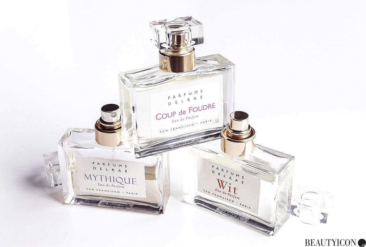 Perfumy niszowe, Parfums Delrae perfumy, Coup de Foudre Parfums Delrae