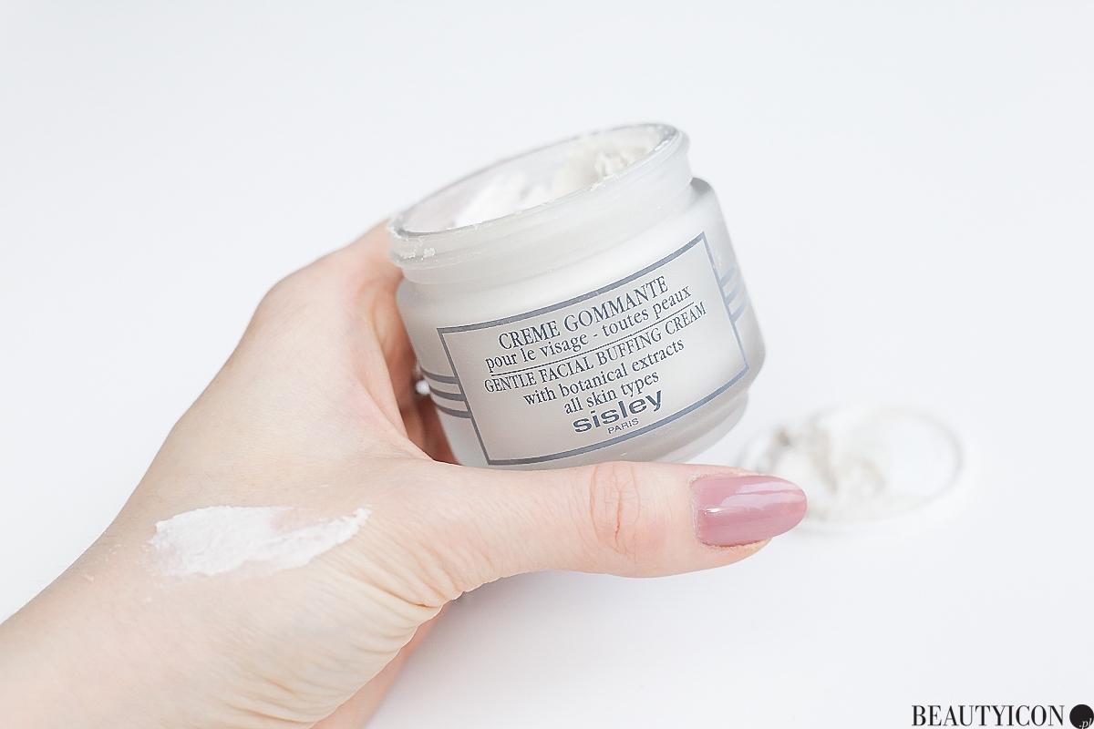 Sisley Gentle Facial Gommage, peeling Sisley, kosmetyki Sisley