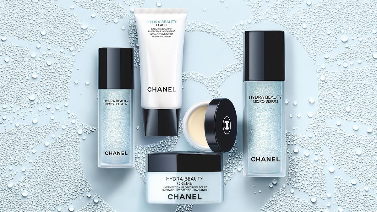 Chanel Hydra Beauty Flash, pielęgnacja Chanel, kosmetyki Chanel