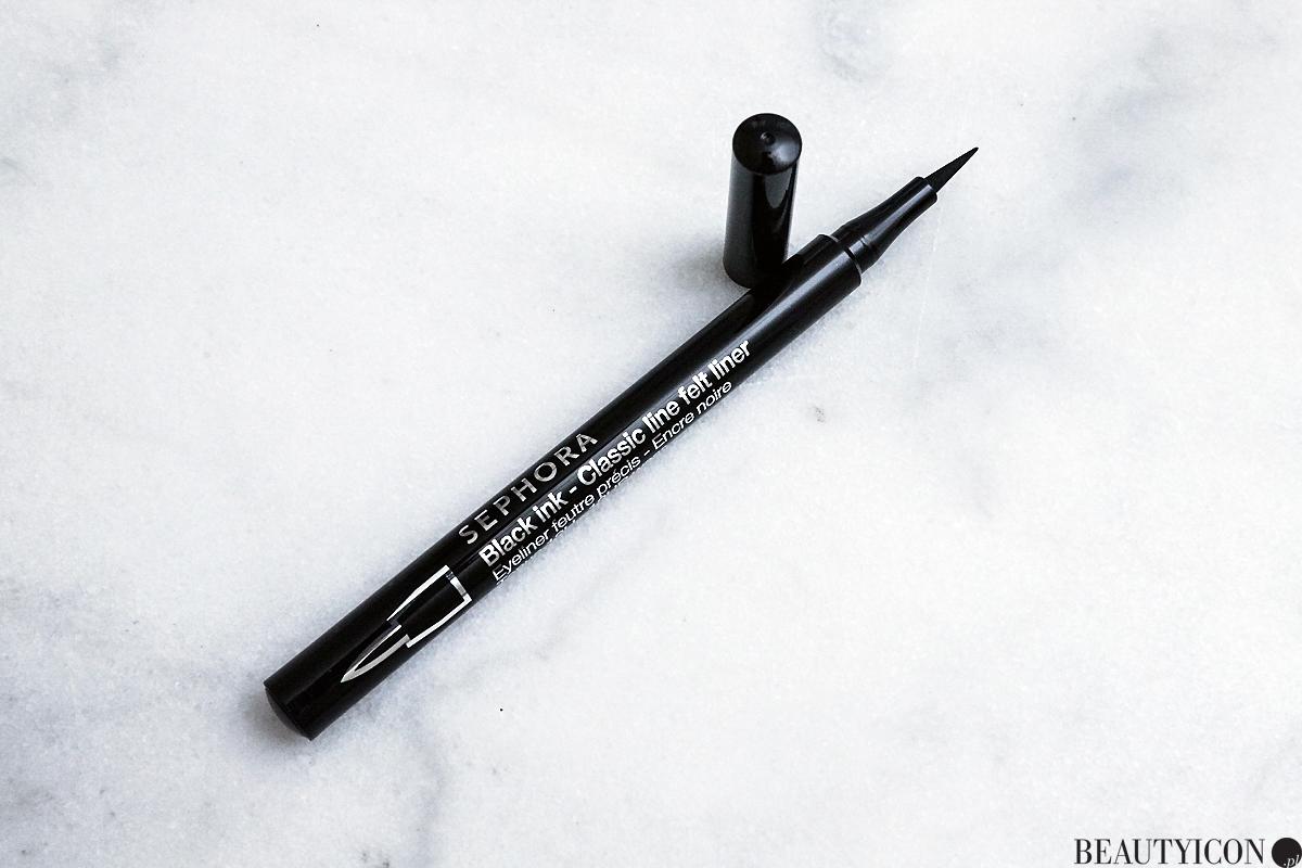 Sephora eyeliner classic line black ink