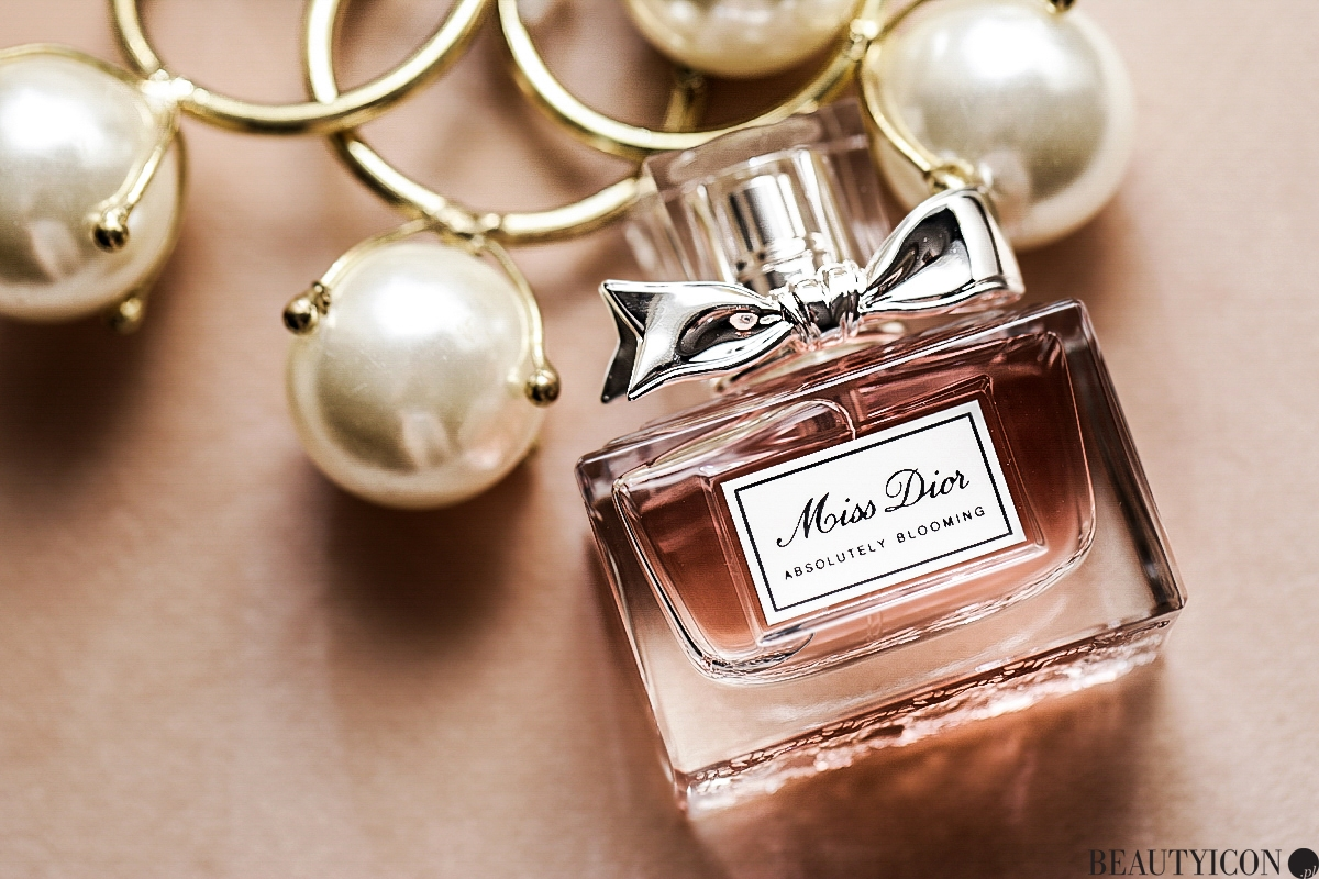 Miss Dior Absolutely Blooming, perfumy Dior, Miss Dior