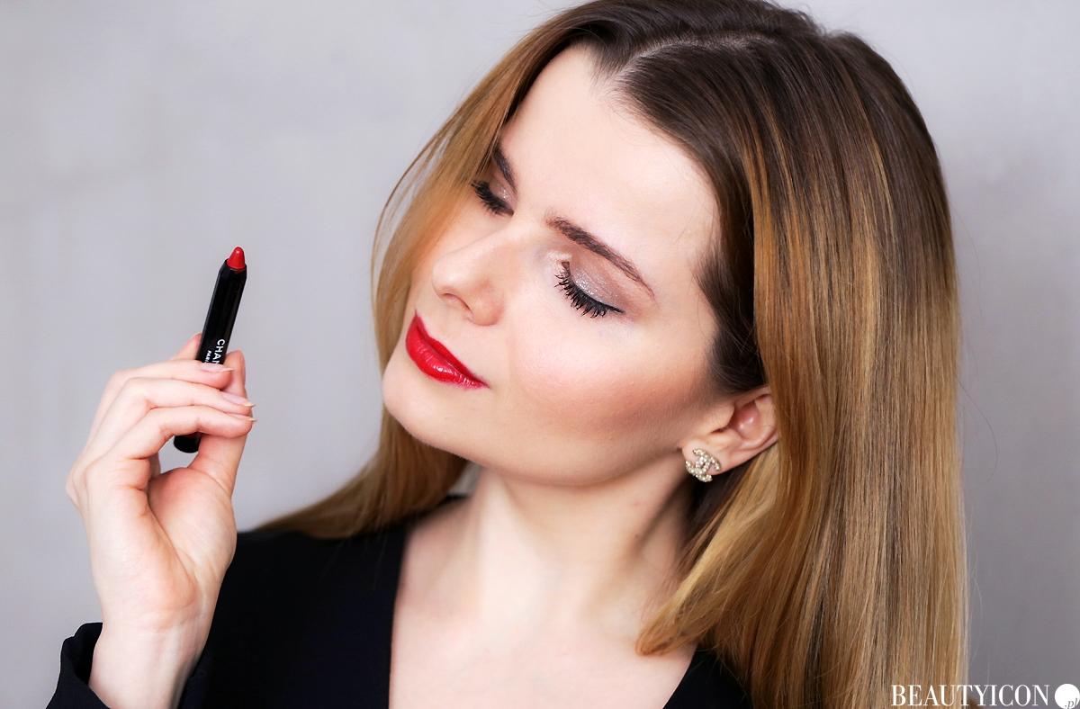 Chanel Le Rouge Jumbo Longwear Lip Crayon, N5 Rouge
