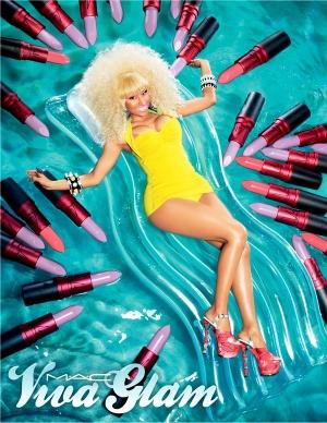 MAC Viva Glam! Nicki Minaj 2013