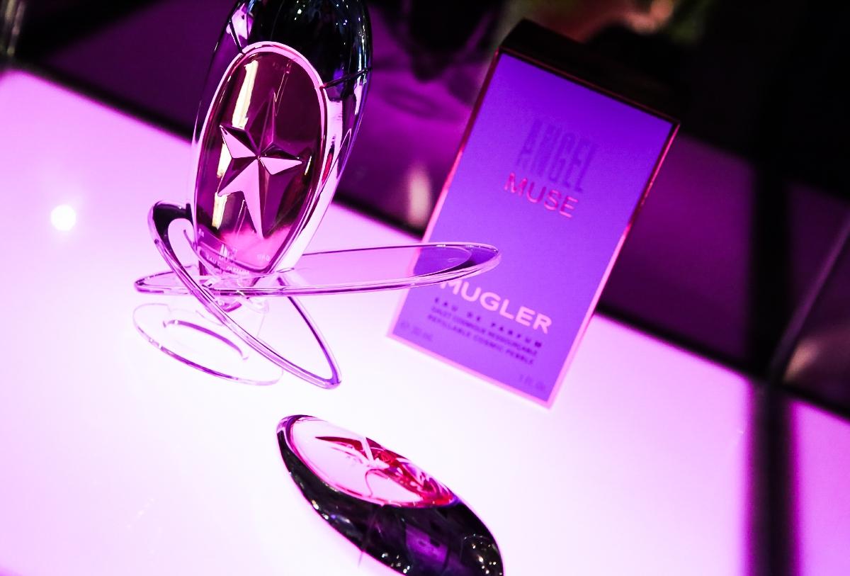Premiera zapachu Thierry Mugler, Angel Muse, perfumy Thierry Mugler