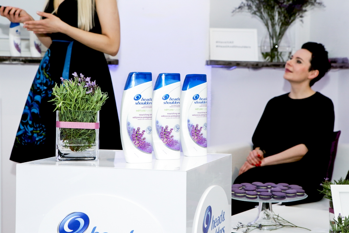PG Beauty Sessions, szampon Head&Shoulders