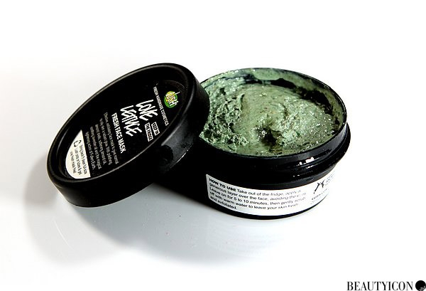 Lush Fresh Mask: Love Lettuce