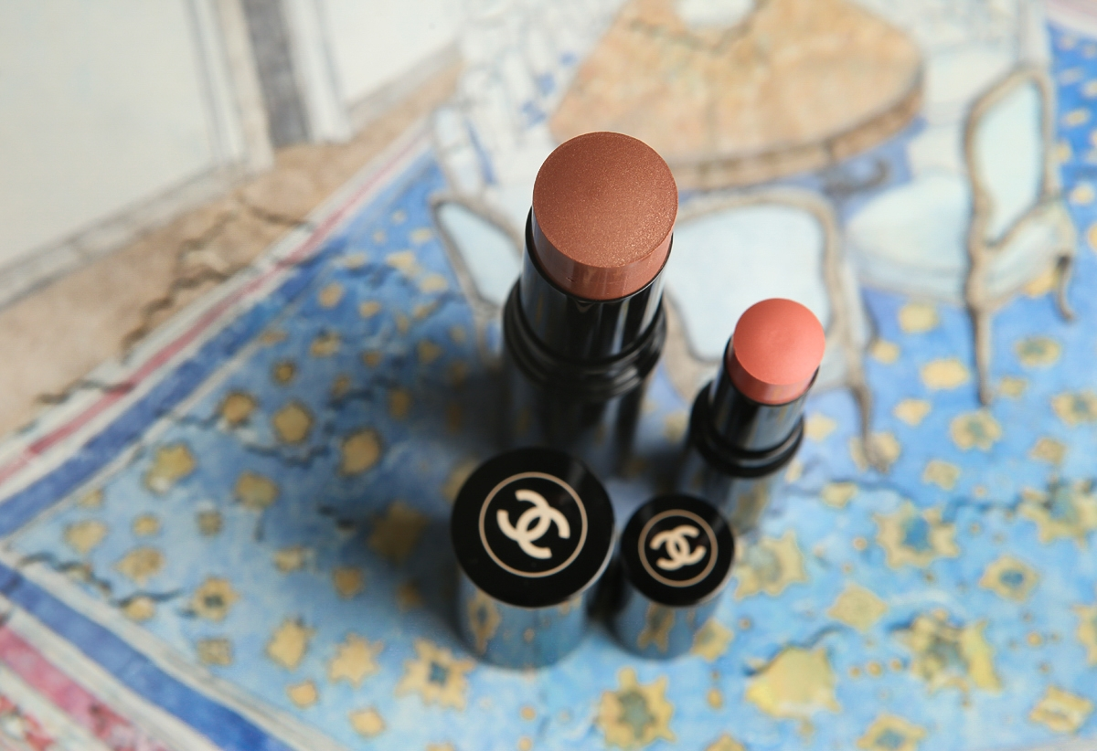 Chanel Les Beiges 2015, Healthy Glow Sheer Colour Stick N20