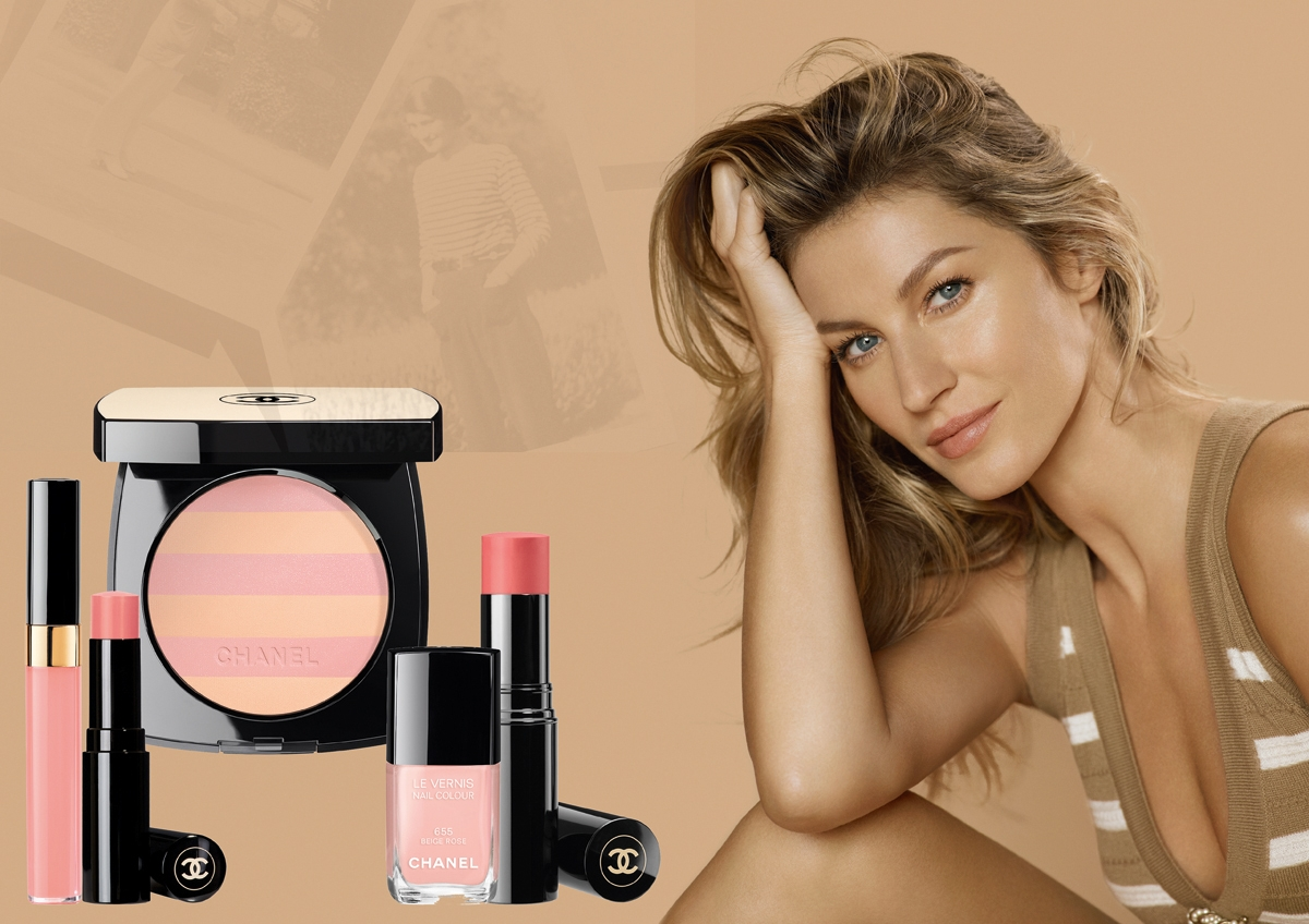 Kolekcja kosmetyków Chanel Les Beiges 2015