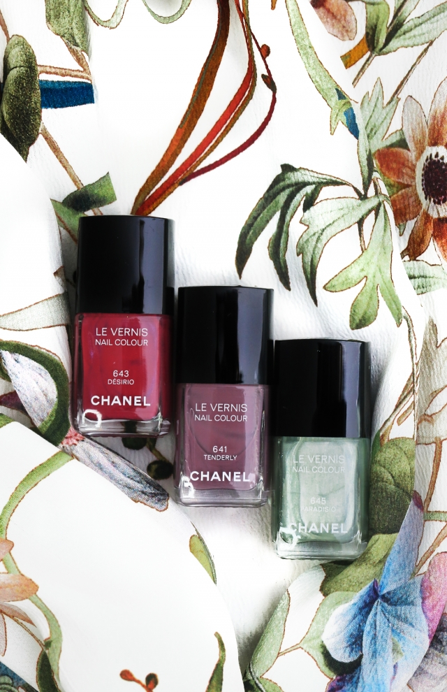 Chanel Reverie Parisienne, Tenderly