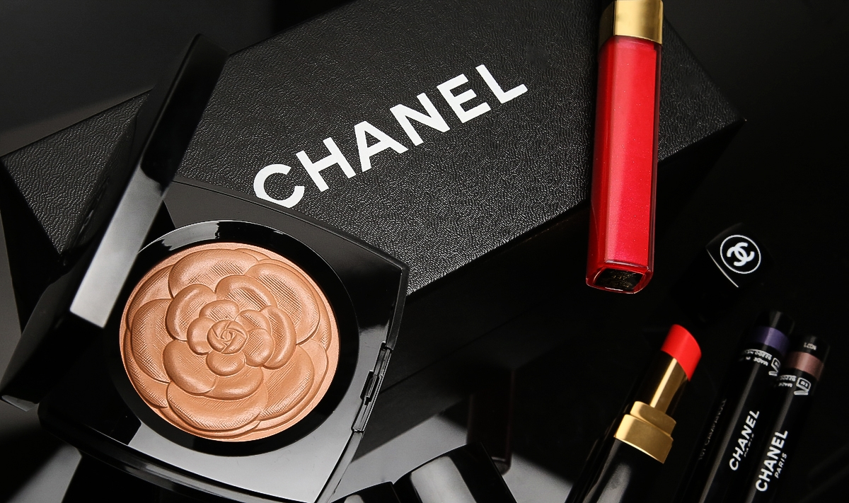 Makijaż na lato CHANEL COLLECTION MÉDITERRANÉE