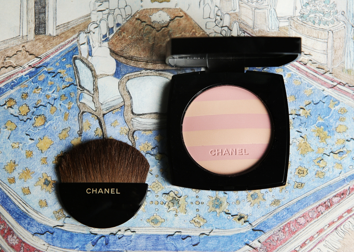 Puder Chanel Les Beiges 2015, Mariniere N01