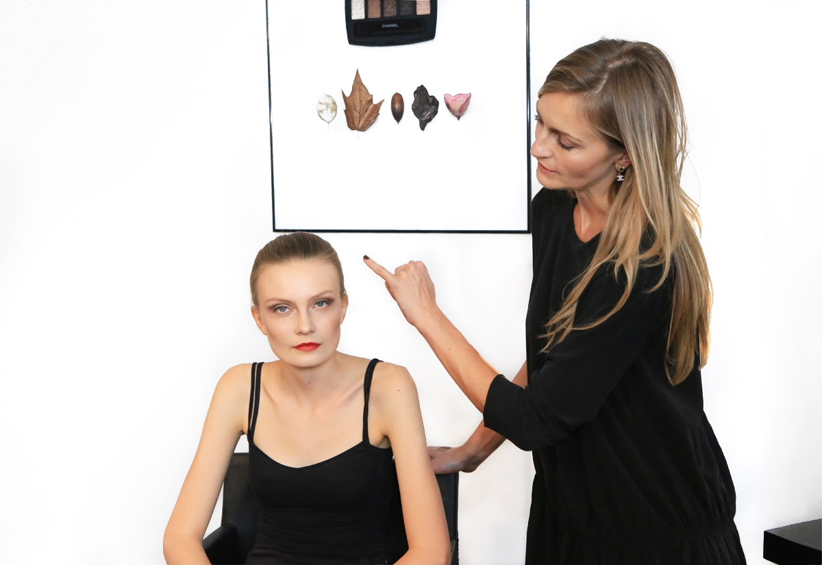 Studio Chanel, Ula Adamiak Make Up Artist