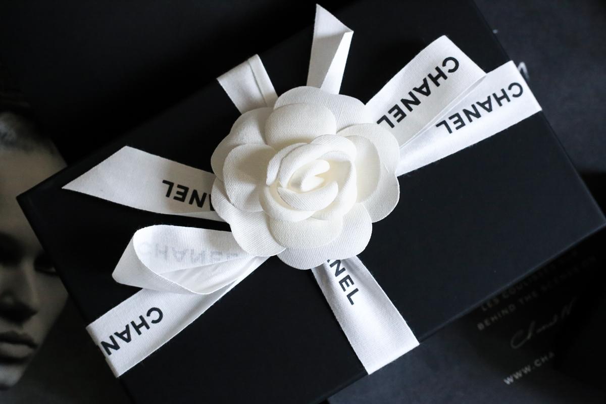 Torebka Chanel, Zakupy w butiku Chanel, butik Chanel Londyn