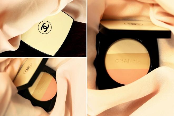 Chanel Les Beiges Makeup