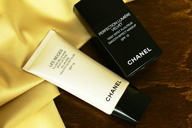 Chanel Les Beiges Fluid