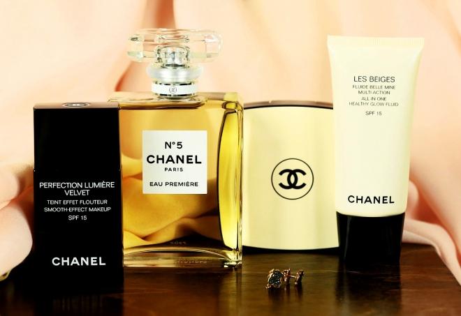 Chanel Les Beiges Multi Color
