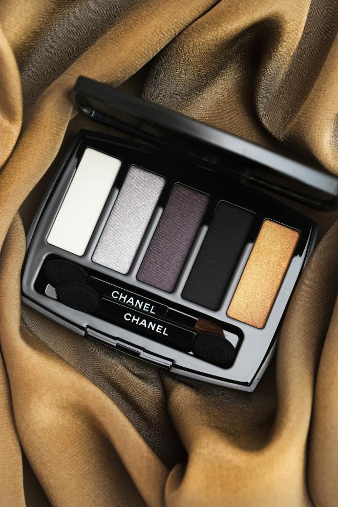 Chanel Les 5 Ombres Oiseaux de Nuit
