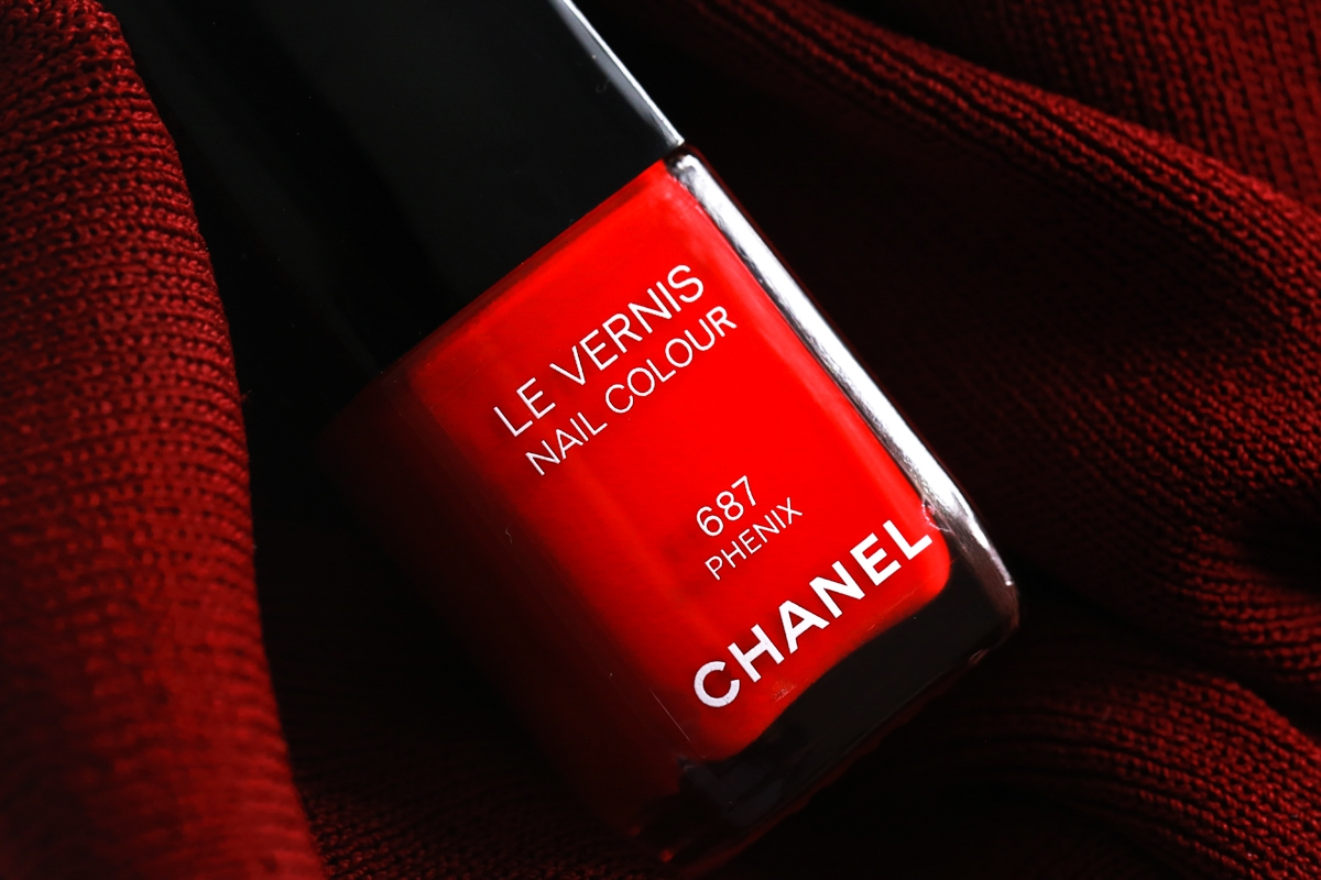 Chanel Le Vernis Phenix