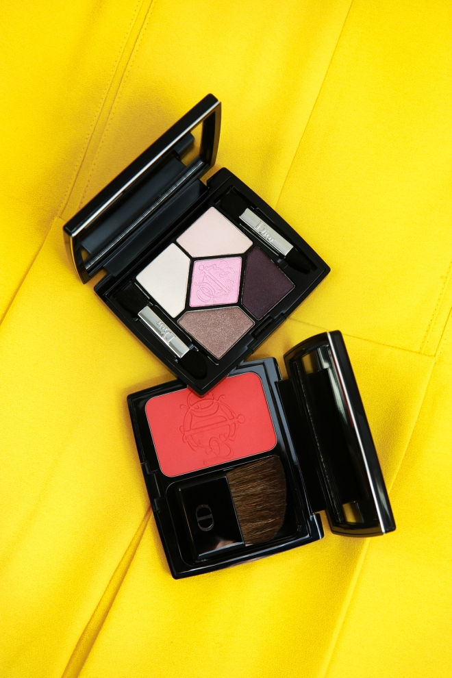 Dior House of Pinks 5 Couleurs