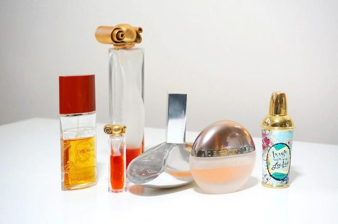 Perfumy mamy