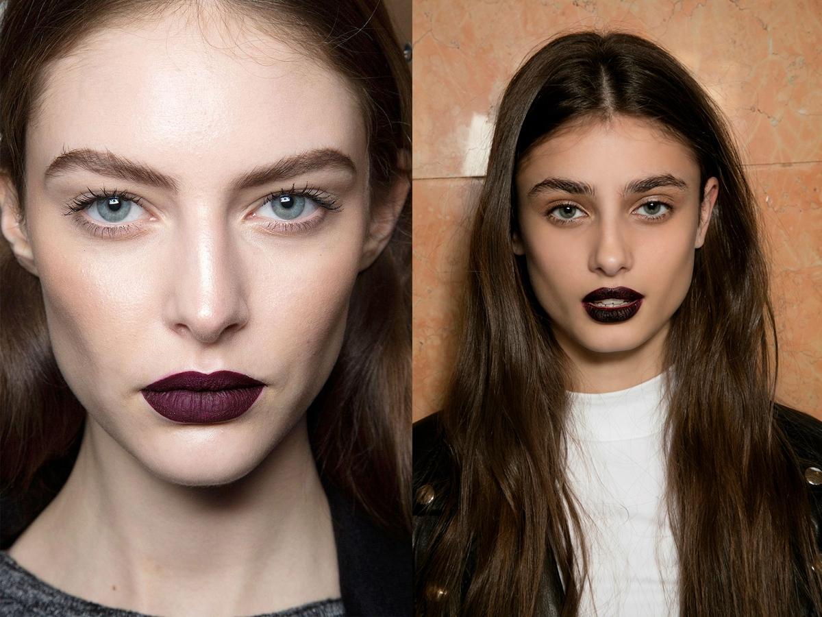 Makijaż jesień 2015