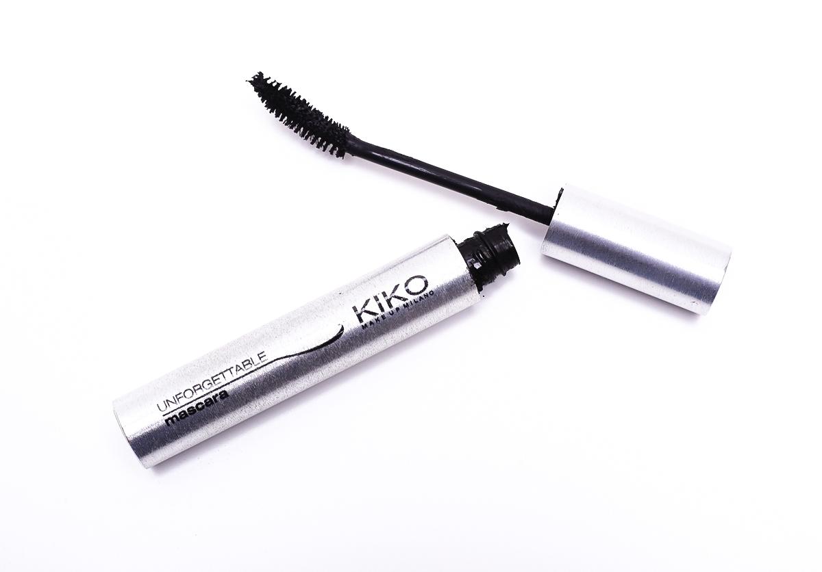 Tusz do rzęs Kiko Unforgettable Mascara