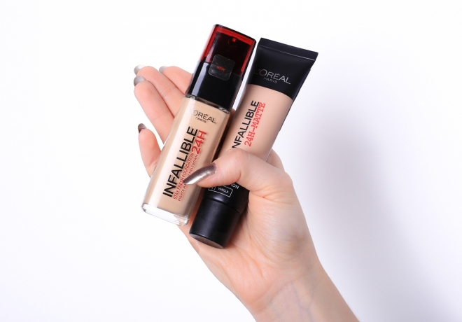 L\'Oreal Paris Infallible 24H Stay Fresh Foundation