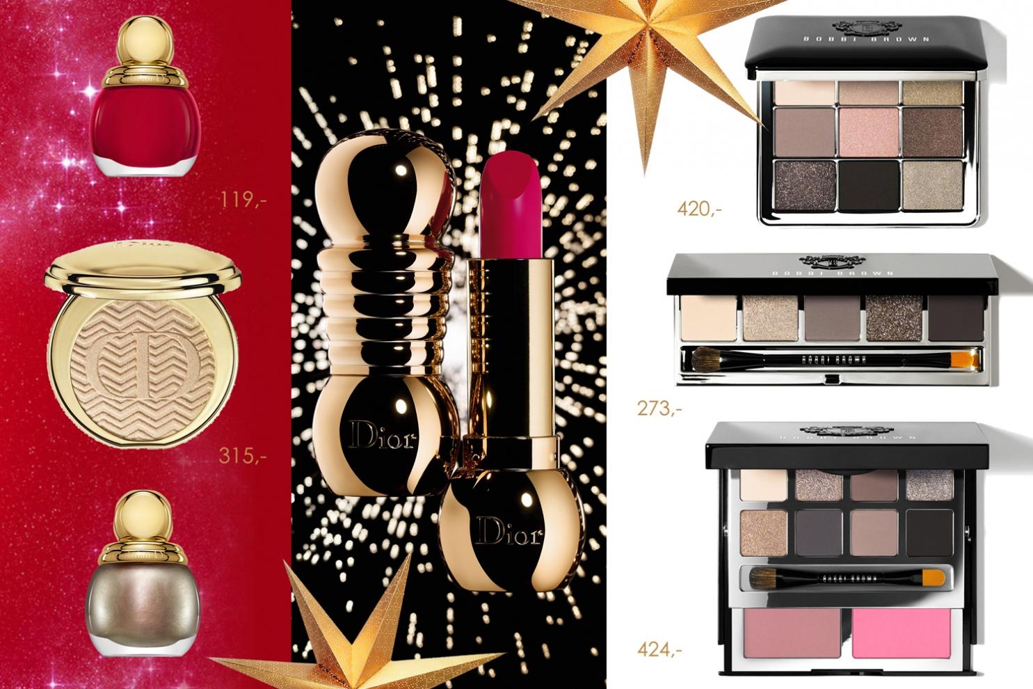 Prezenty świąteczne, Prezenty Boże Narodzenie 2015, Dior State of Gold, Bobbi Brown Holiday 2015