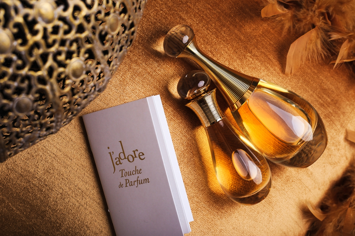 Dior J\'adore L\'Absolu, perfumy Dior, Dior J\'adore Touche de Parfum