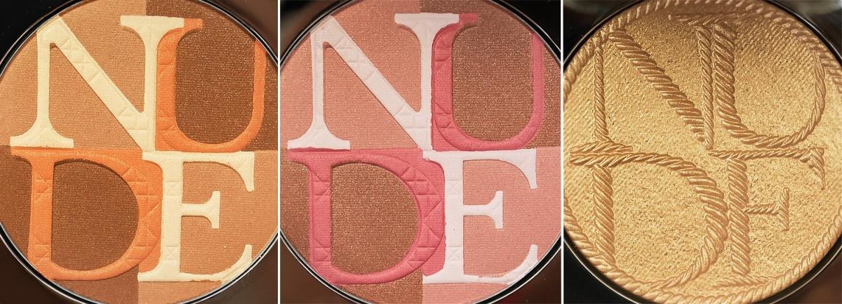 Diorskin Nude Shimmer 001